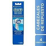 Oral-B Pro-Salud Precision Clean Repuestos Para Cepillo Electrico 4 Unidades