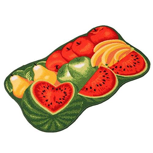 Lopkey Microfiber Non-Slip Water-absorbing Cute Fruits Ba...