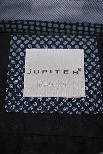JUPITER Platinum Hemd Dunkelblau Langarm Baumwolle MODERN FIT