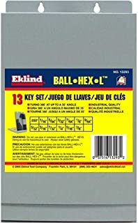 product image for Ball-Hex-L Key Sets - 13-pc. ball series hex-lkey