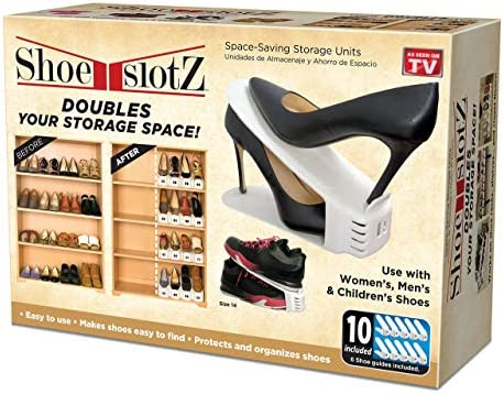 Space Saving Shoe Slotz Assembly Required product image
