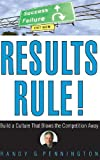 Results Rule!, Randy Pennington, 0471782742