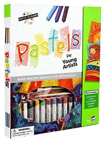 SpiceBox Petit Picasso Pastels for Young Artists
