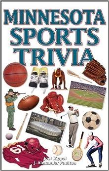 Book Minnesota Sports Trivia by Rippel, Joel, Poulton, J. Alexander (April 1, 2011)