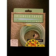 Royal Wulff Bermuda Triangle Taper Saltwater Floating Fly Line 2 Tone