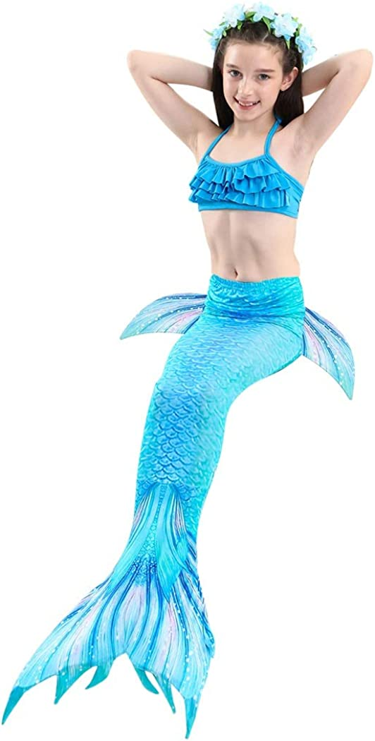 FlyHigh Meerjungfrauenschwanz Zum Schwimmen mit Meerjungfrau Flosse