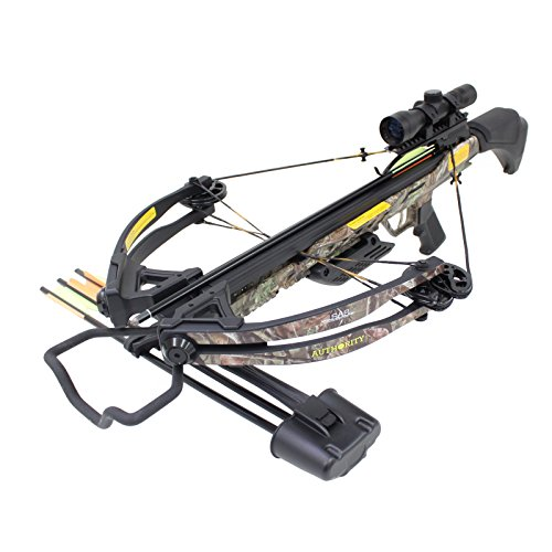 SAS Authoirity 175lbs Compound Crossbow
