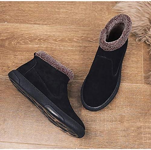 ハイキングブーツ マーティンブーツ メンズ 個性 ムートンブーツ レザー 防滑 裏起毛 快適 安定感 カントリーブーツ 大きいサイズ ブーツ サイドジッパー 歩きやすい オシャレ マウンテンブーツ スノーブーツ