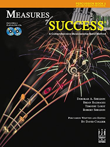 (FJH Music Measures of Success Percussion Book 2)