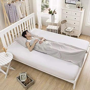 Saco de dormir de microfibra, saco de dormir interior, saco de dormir de verano