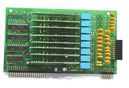 Z.E. MICRONET 4WM/1 V.3 PCB Card Circuit Board from Z.E MICRONET