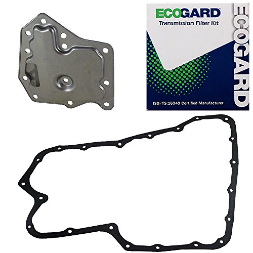 ECOGARD XT1233 Transmission Filter Kit for 1991-2002 Infiniti G20 | 1995-1998 Nissan 200SX, 1991-1993 NX, 1991-2006 Sentra, 2007-2013 Versa, 2009-2013 Cube