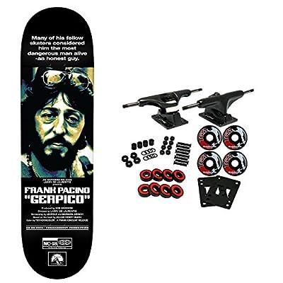 Anti Hero Skateboards Complete Drive in Gerwer 8.25