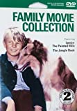 Family Movie Collection Featuring: Lassie - The Painted Hills + Sabu - The Jungle Book by Lassie