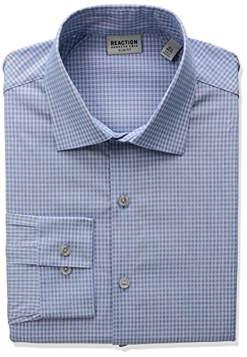 kenneth-cole-reaction-mens-technicole-slim-fit-check-spread-collar-dress-shirt-blue-dawn-16-neck-32-