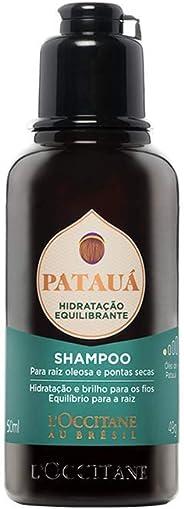 Shampoo Hidratação Equilibrante Patauá 50ml L'Occitane au Brésil 50ml