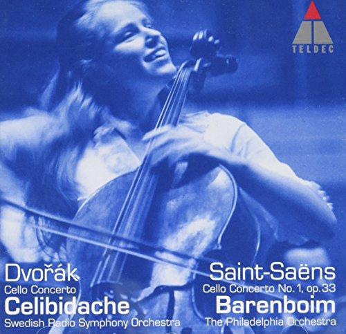 (Dvorák: Cello Concerto, Op. 104 / Saint-Saëns: Cello Concerto No. 1, Op. 33)