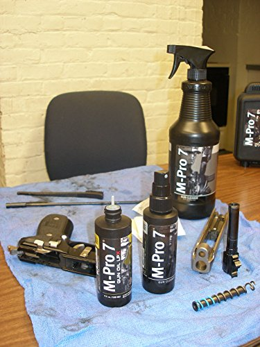 Prom Hoppe's M-Pro 7 Gun Cleaner - 32 Ounce Spray Bottle by Prom (Image #3)