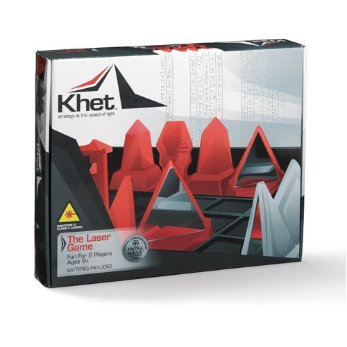 - Khet Strategy at the speed of light