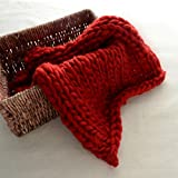 Baby Size Cable Arm Knitted Ch