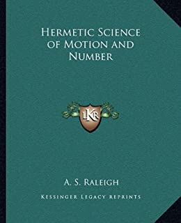 Occult Geometry and Hermetic Science of Motion & Number/a