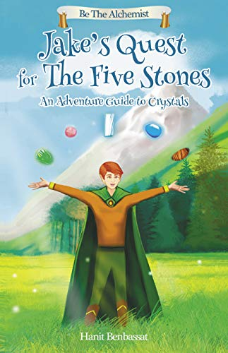 Jake's Quest For The Five Stones by Hanit Benbassat ebook deal