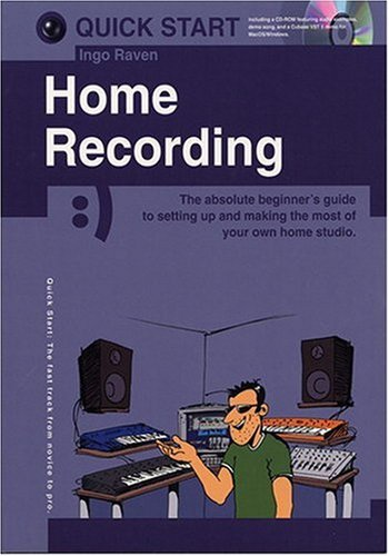 Home Recording  Quick Start