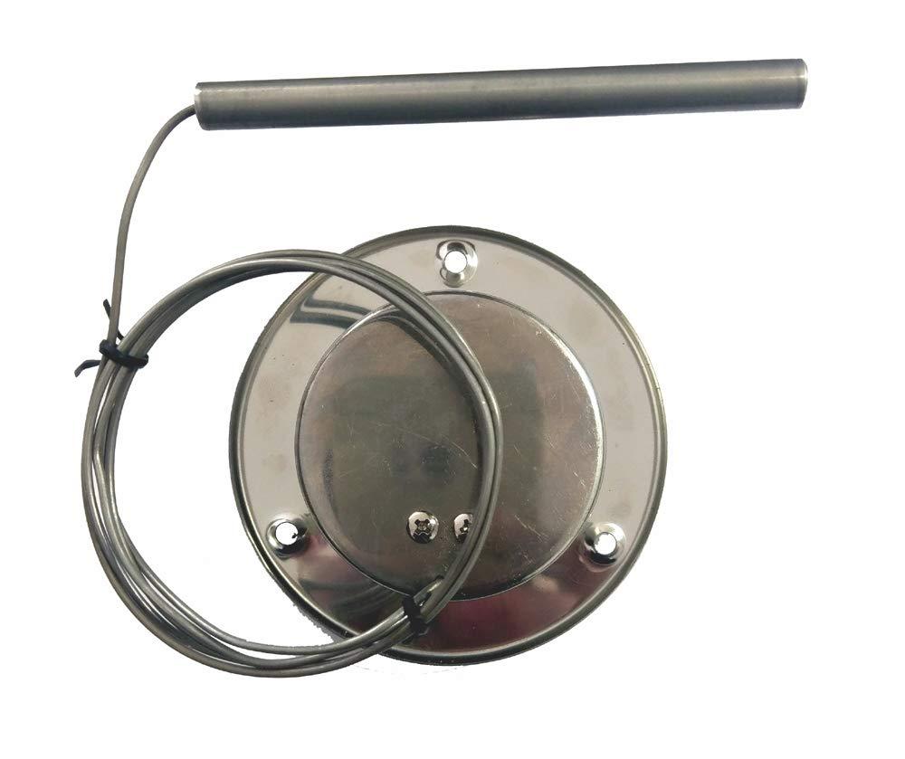 BBQ etc. Fours /à Bois REDPOINT SPARES Pyrom/ètre//thermom/ètre 0-600/° pour Fours /à Pizza