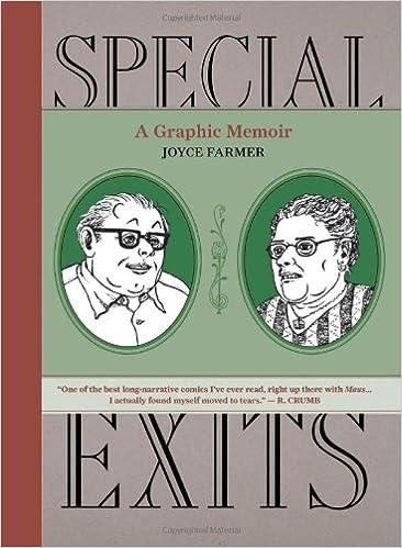Special Exits comic
