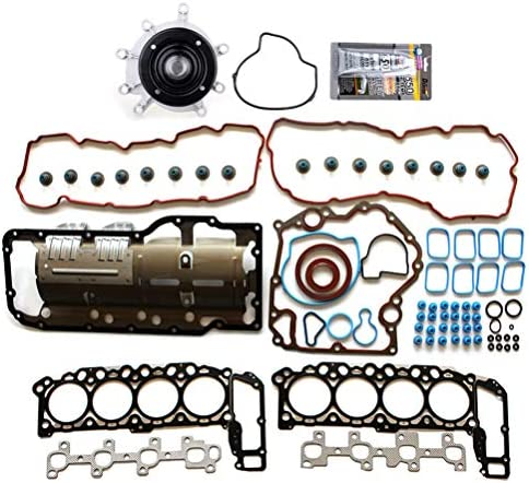 CTCAUTO Engine Parts Gasket Water Pump Head Gasket Sets Fits for Dodge for Ram 1500 47L