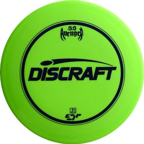 Discraft Avenger SS ESP Golf Disc, 167-169 Grams