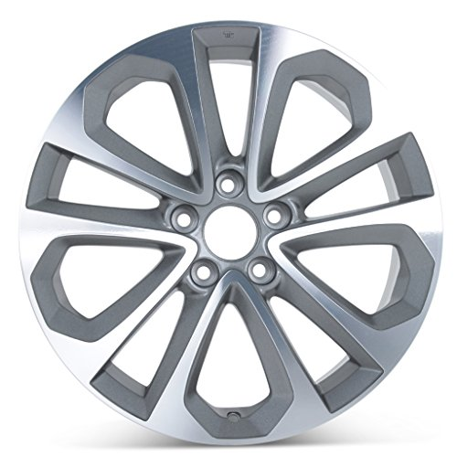 "Brand New 18"" x 8"" Replacement Wheel for Honda Accord 2013-2015 Rim 64048 - Buy Online in UAE ..."
