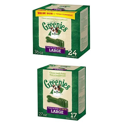 Greenies - Large 63Oz.