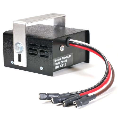 Meyer 34403 controller 40 amp output used with single for Meyer salt spreader motor