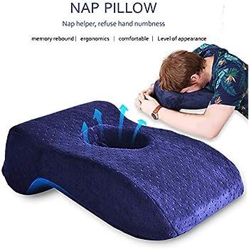 Amazon.com: WOWSEA Nap Sleeping Pillow - Bamboo Charcoal ...