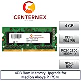 4GB RAM Memory for Medion Akoya P17SM (DDR312800) Laptop Memory Upgrade by US Seller
