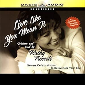Live Like You Mean It Audiobook