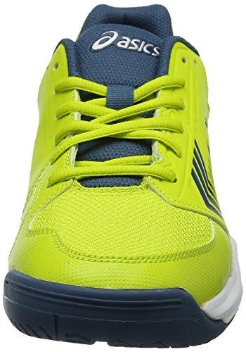 Gel Bluesilver Springink Bleu Multicolore 5 Sulphur de Dedicate Tennis Homme Asics Chaussures dqpPdv