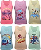 Bodycare Boys Colored Cotton Vest (Pack of 3) (2-4 years)