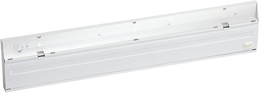 Kichler Lighting 12057WH Direct Wire LED Under Cabinet ...