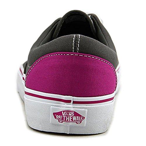 Skateboarding Vans Pewter Era 59 Fuchsia Red Shoe Unisex Heel Pop wRrtRaxTO