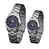 Men and Women's New Analog Rhinestone Quartz Wrist Watch