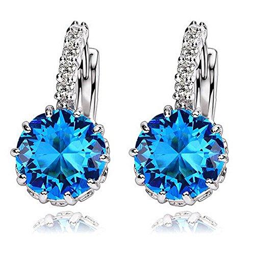 1-pair-fashion-women-elegant-crystal-rhinestone-silver-plated-ear-stud-earrings-lake-blue