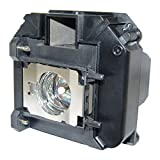SW-LAMP EB-420 EB-425W EB-905 EB-93 EB-93E EB-95 EB-96W Replacement Projector Lamp with Housing For ELP-LP60