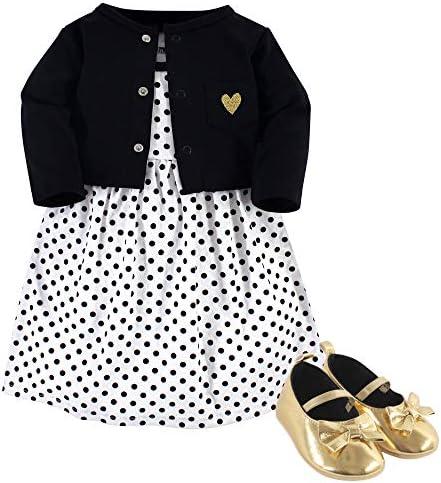 Hudson Baby Baby Girl Cotton Dress