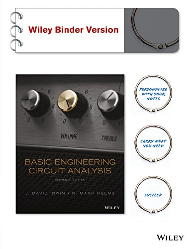 Basic Engr.Circuit Analysis (Looseleaf)