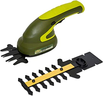 Sun Joe 3.6V 2-in-1 Cordless Grass Shear and Shrubber