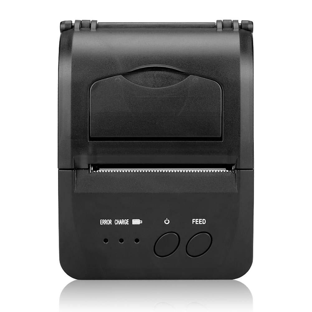 Persiverney Impresora de Recibos Térmica 58mm, Mini ...