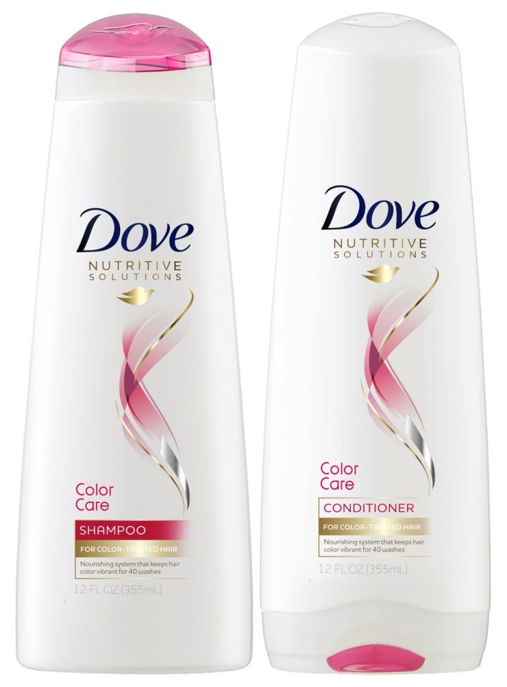 Dove Color Care Shampoo & Conditioner 12oz Combo SETPACKAGE MAY VARY