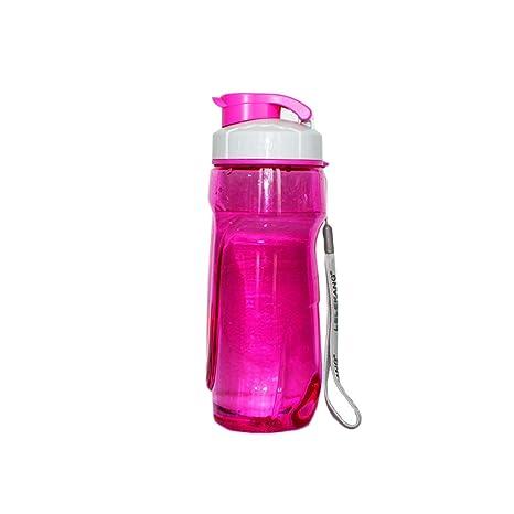 GYZ Botellas de Agua Reutilizables a Prueba de Fugas ...